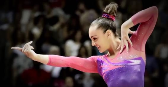 Gymnast Maggie Nichols Reveals She's the 1st Whistle-Blower in Nassar Abuse Case