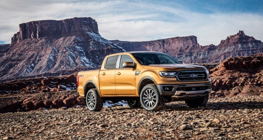 After 8-year hiatus, Ford Ranger returns to USA in 2019