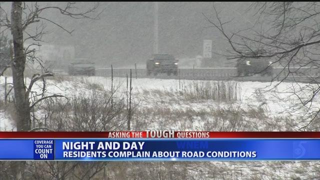 Video: Drivers complain of road conditions in Genesee County