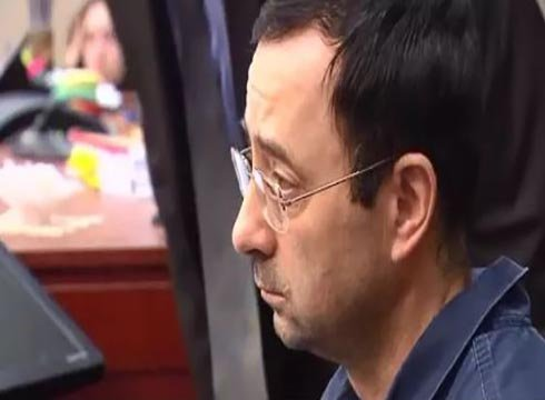 Olympic gold medalist Jordyn Wieber to Larry Nassar
