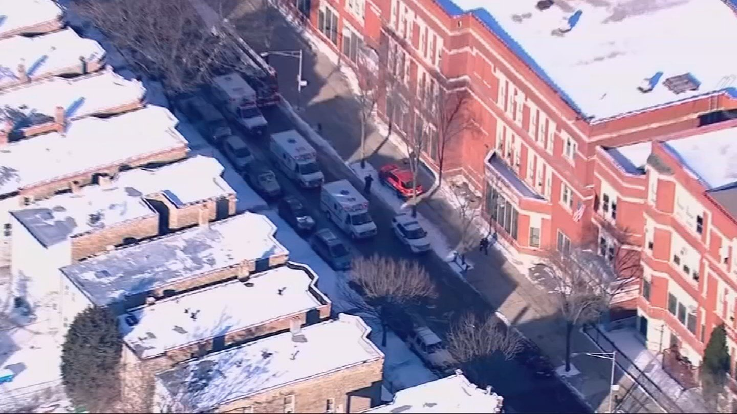 14 students hospitalized after possibly eating laced candy in Humboldt Park