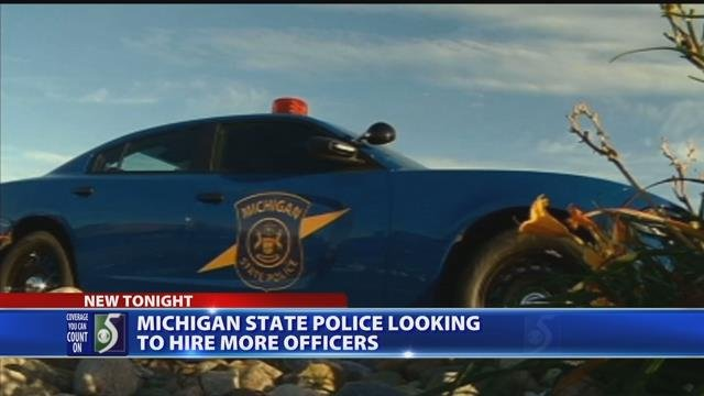 MSP looking for dozens to join its ranks