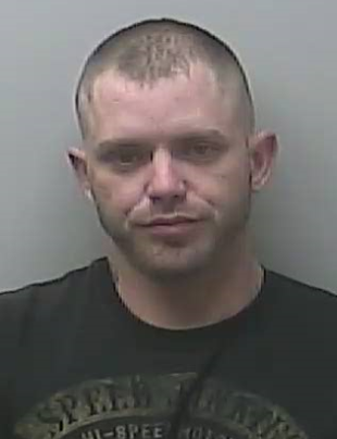 Brian McIntosh (Source: Midland Police Dept.)
