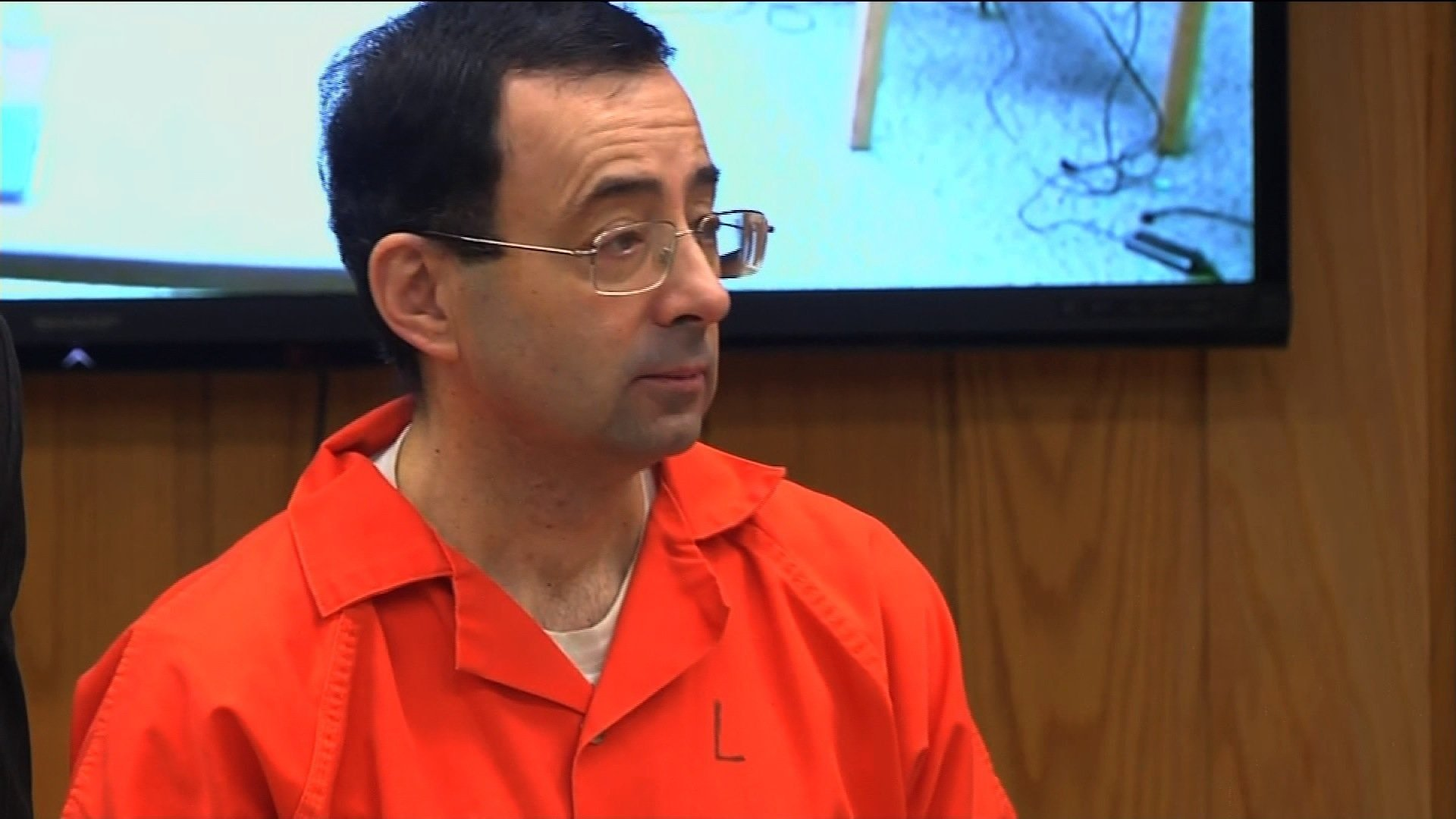 First male athlete sues Larry Nassar over alleged sexual abuse