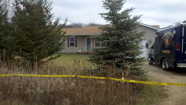 The home where Stephanie Rochelle Fish's body was found