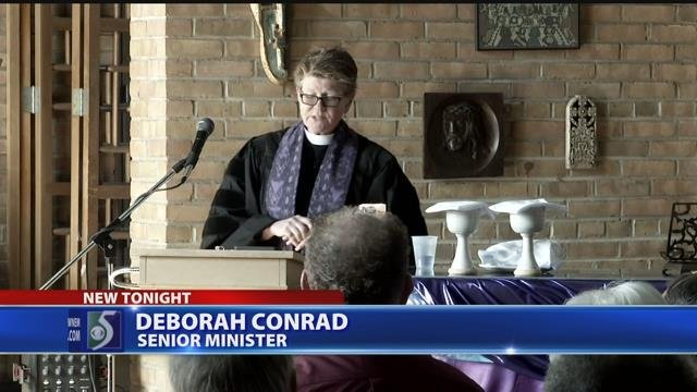 Video: Local church reflects on recent shootings