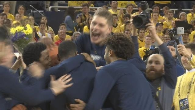 Postgame reaction from Michigan's win over Ohio State