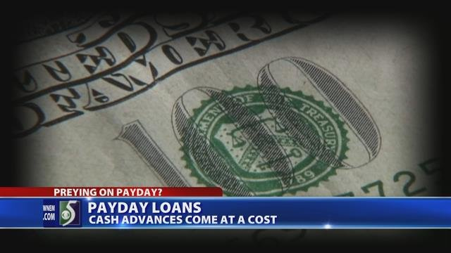 I-Team Report: Preying on Payday?