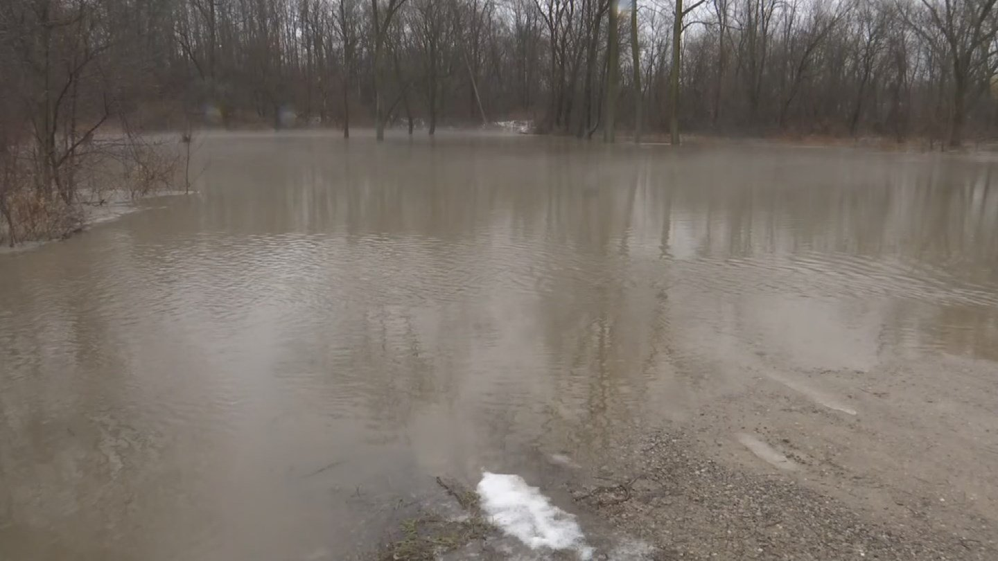 Lansing city officials prepare for potential flooding in Mid-Michigan area