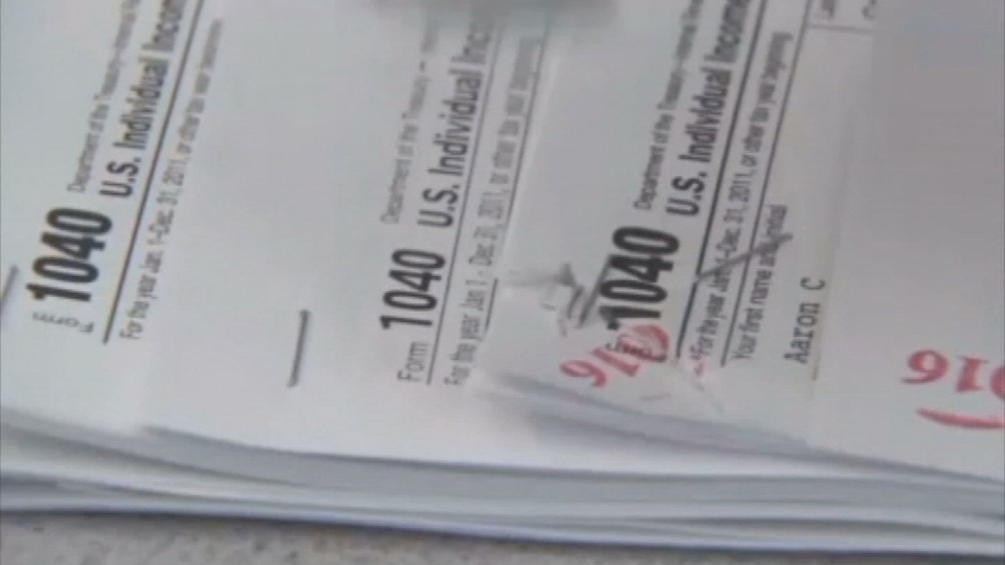 IRS issues warning about tax scam