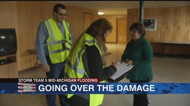 Clare County Emergency Management teams assess damage