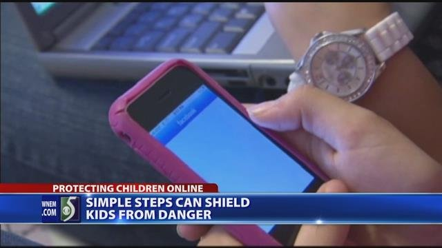 Video: How to protect your kids from online predators