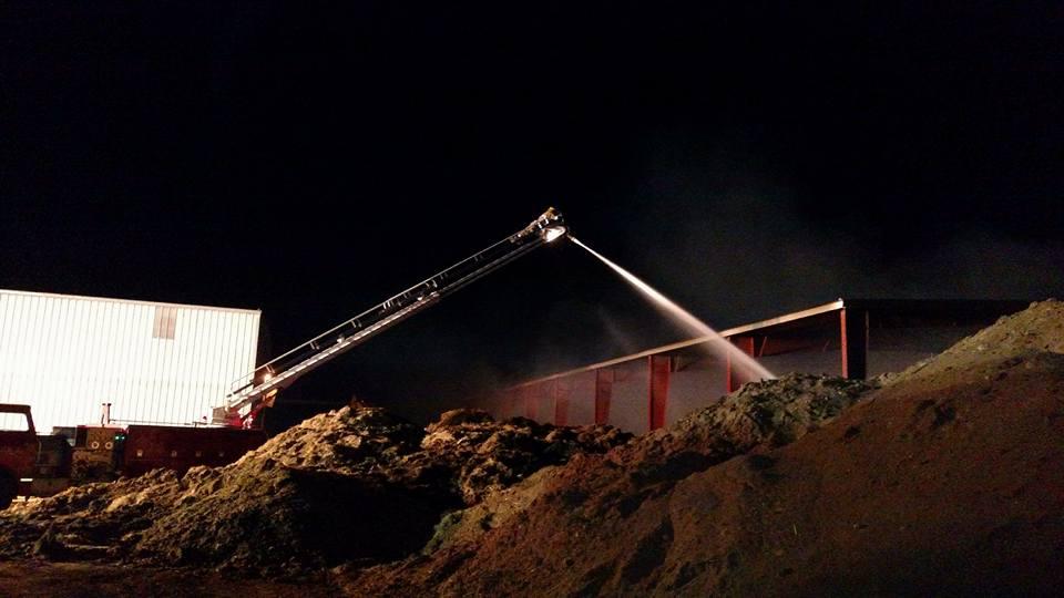 Source: Chesaning-Brady Fire Department