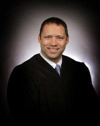 Judge Jarod Calkins (Source: Monroe County)