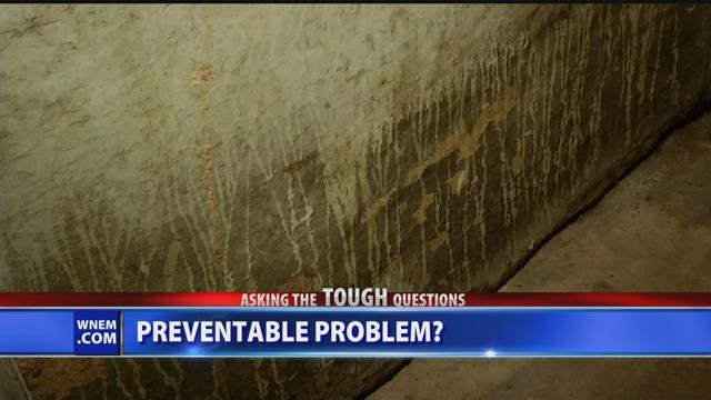 Video: Man seeking compensation after backup water leads to flooded basement