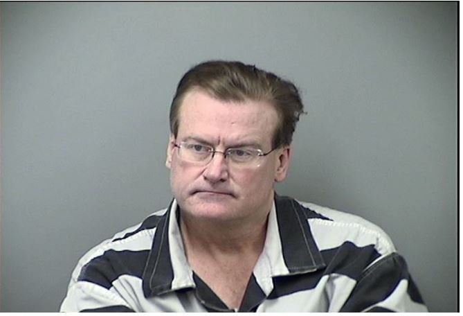 John McClure (Source: Saginaw County Jail)