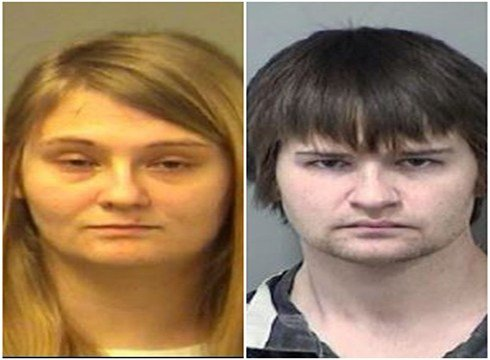 Amanda Stockwell and Elliot Hopcroft (Source: Crime Stoppers)