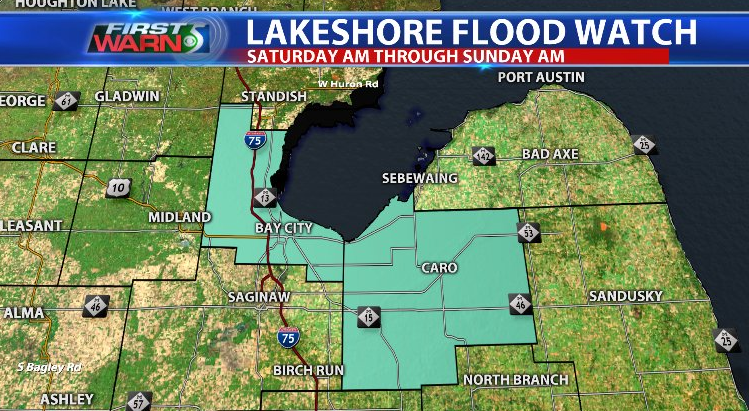 Flash flood watch posted statewide