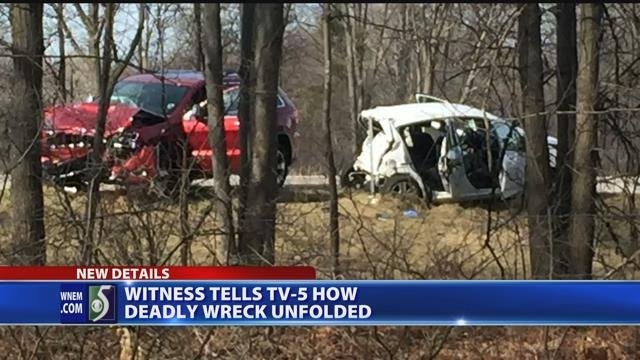 Video: Grandfather killed, 3 grandchildren & other driver hurt in US-10 crash