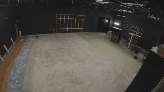 TIMELAPSE: TV5 studio tear-out and construction