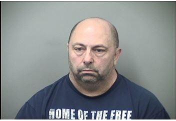 Brian Fawcett (Source: Saginaw County Jail)