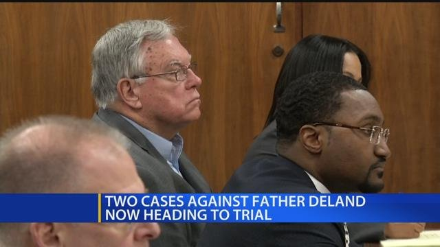 2 cases against Father DeLand now heading to trial