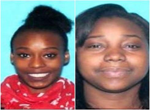 Symone Monique Runels (left) and Shavelle Monique Runels (Courtesy: Crime Stoppers)