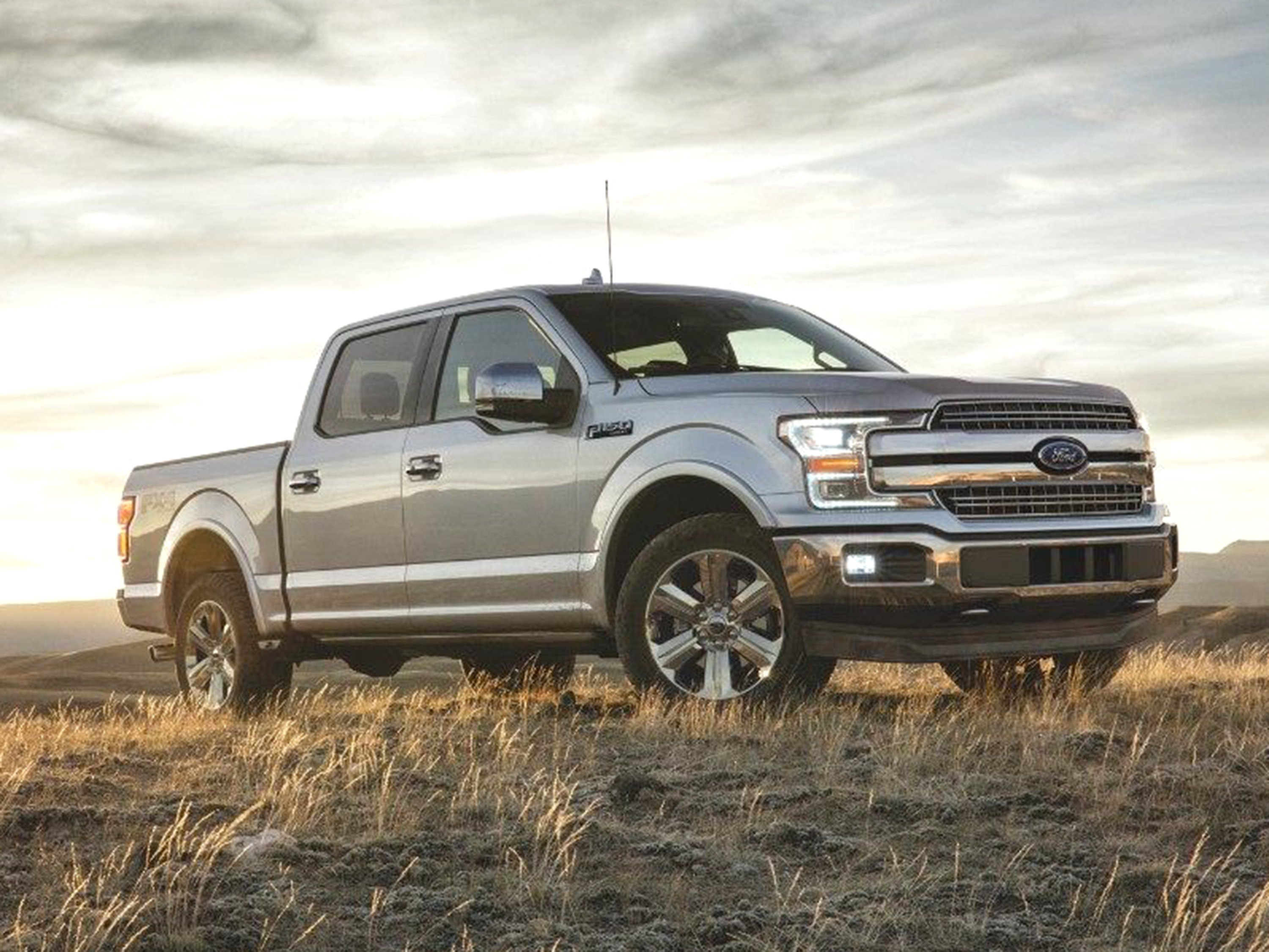 Ford resumes F-150 , Super Duty production