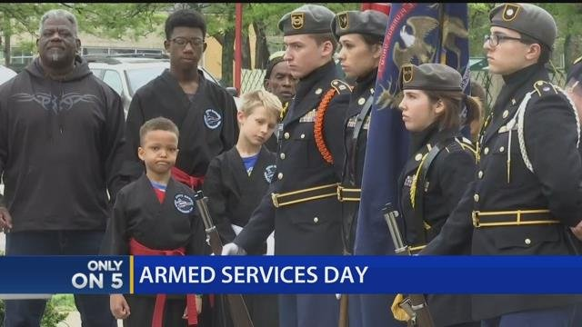 Armed Services Day