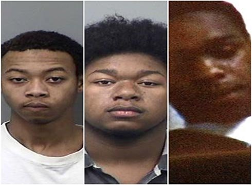3 arrested in connection with beating of elderly woman