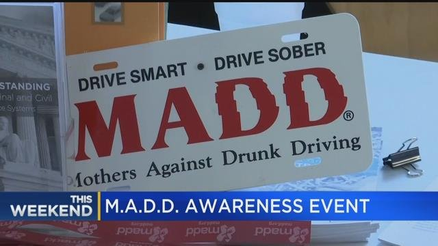 MADD event raises awareness of driving under the influence