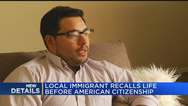 Local immigrant recalls life before American citizenship