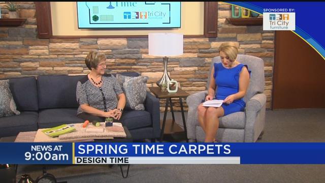 Design Time: Carpet