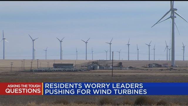 Video: Residents worry township leaders are pushing for wind turbines
