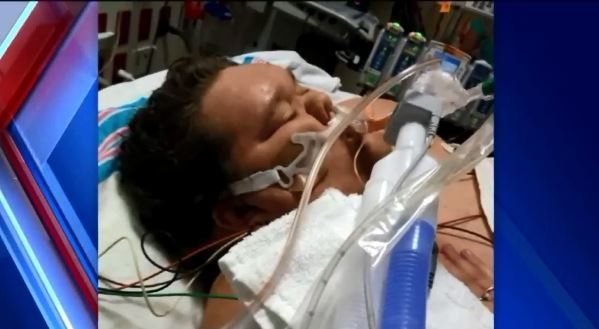 MI mom nearly loses job for staying with son on life support