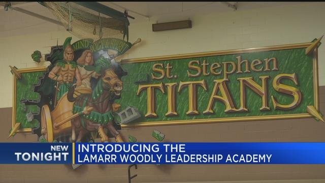 Introducing the Lamarr Woodly Leadership Academy