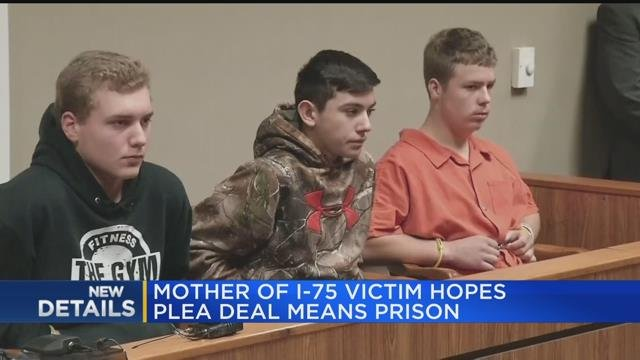 Mother of I-75 victims hopes plea deal means prison