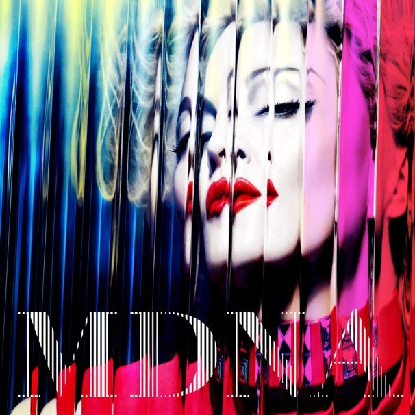 MDNA -- Interscope Records 2012