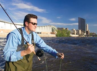 Fishing license cost to remain the same in michigan wnem for Cost of fishing license