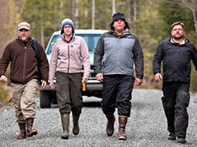 The Bigfoot Team/Courtesy Animal Planet