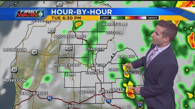 Rainy Tuesday 8-21-18