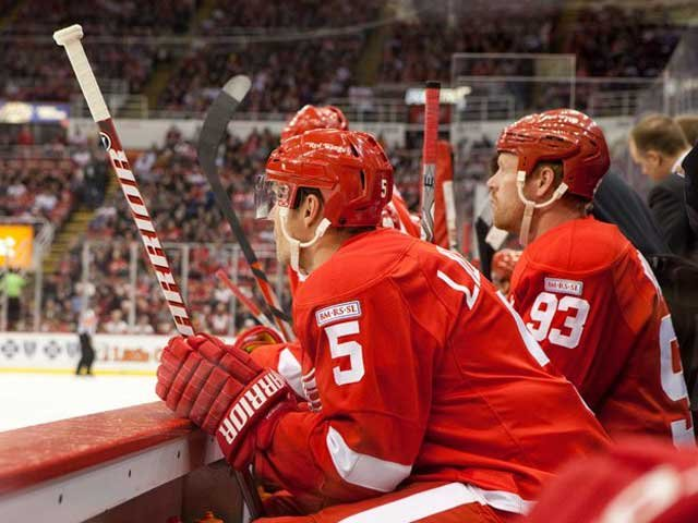 Nicklas Lidstrom/Photo Detroit Red Wings Facebook