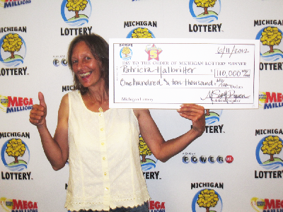 Photo courtesy Michigan Lottery