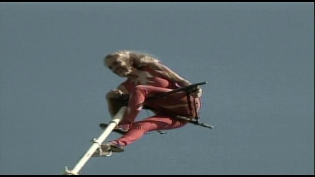Death-defying Carla Wallenda