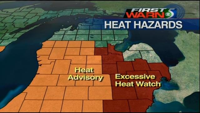 Heat Hazards