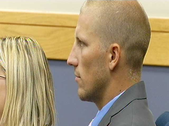Brandon Carbeno in court