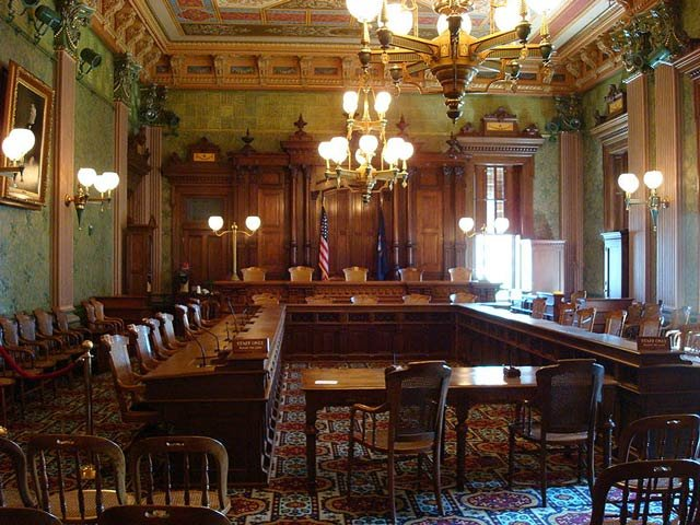 Inside the Michigan Supreme Court