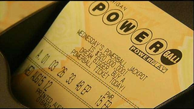 Michigan Powerball tickets