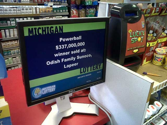 Odish Family Sunoco in Lapeer