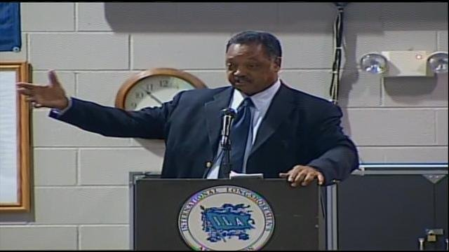 Rev. Jesse Jackson